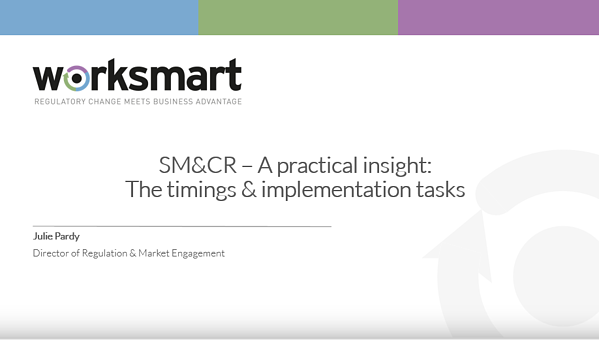 Slide which present the practical insight to the SMCR Software Implementation