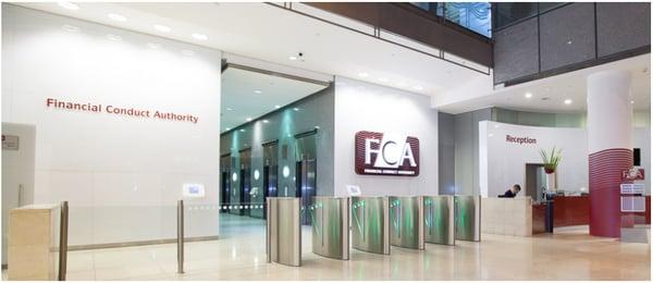 FCA reception