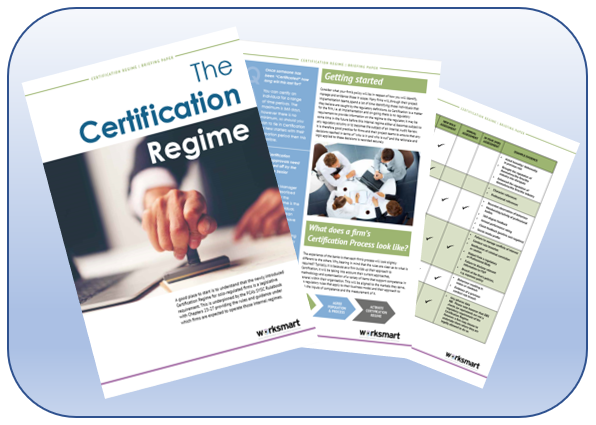 Certification Briefing Paper Blog image