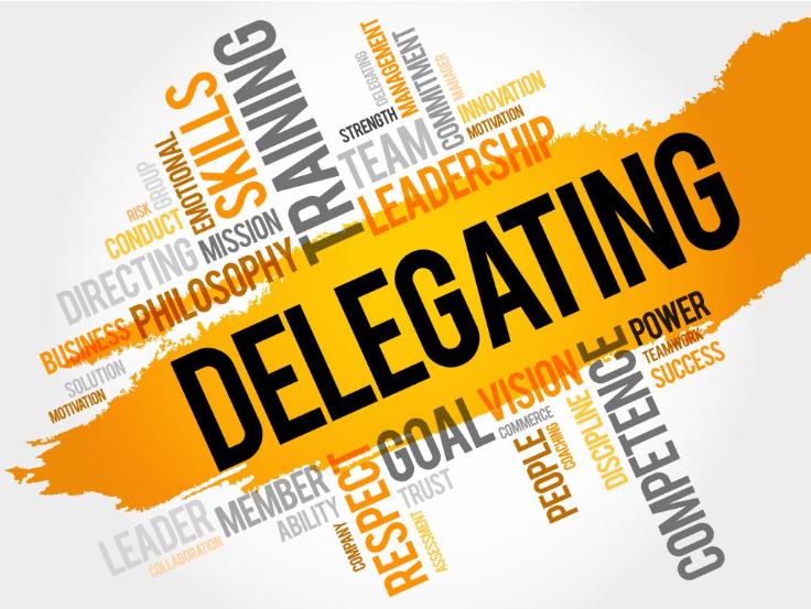 Delegation 3